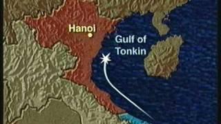 Vietnam War - Gulf of Tonkin Incident