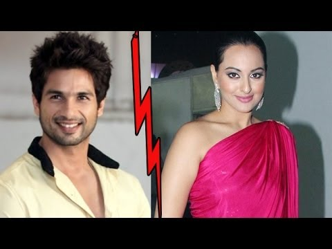 Sonakshi Sinha was 'NOT INVITED' at Shahid Kapoor'