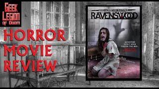 Nonton RAVENSWOOD ( 2017 Madeline Marie Dona ) Haunted Asylum Horror Movie Review Film Subtitle Indonesia Streaming Movie Download