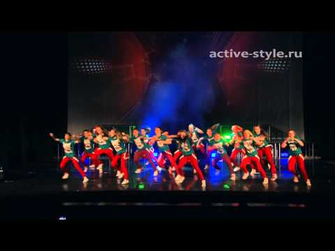 Шоу ' Танцуй Online'