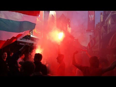 AZ - PSV Support: PSV - AZ 3-0 18/10/2014 : Sfeer Stratum & March : Villa Madness.