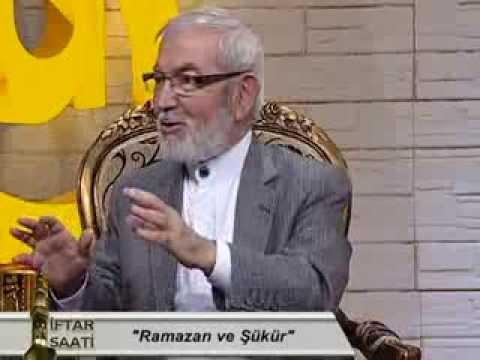 Ramazan ve Şükür - 1