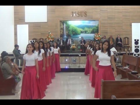 7º Culto de Mocidade em 2008 na Assembleia de Deus em Araruna