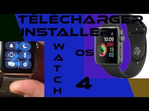 Télécharger Et  Installer Watch OS 4 Bêta Apple Watch Serie 1 et 2 !