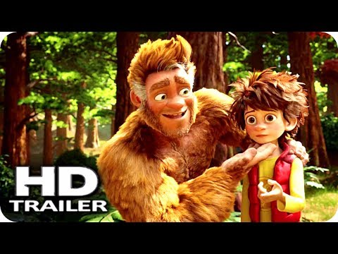 THE SON OF BIGFOOT Official Trailer 2 (2017) NEW Family Animation & Kids Movie HD