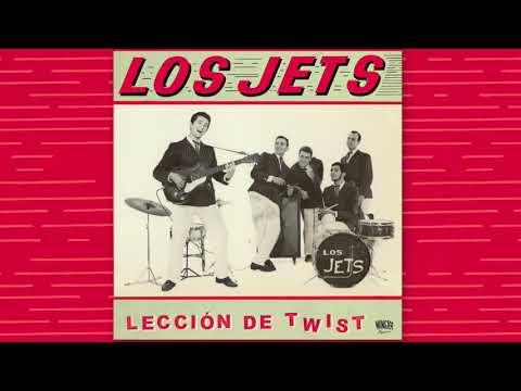 Los Jets - Lección de Twist (Full Album / Álbum completo)