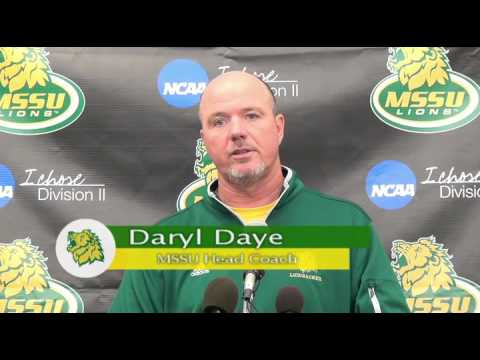 Daryl Daye Press Conference Week 9