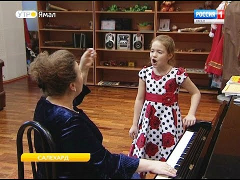 Подопечные ДШИ Салехарда вернулись с победами в конкурсах всероссийского и международного уровня