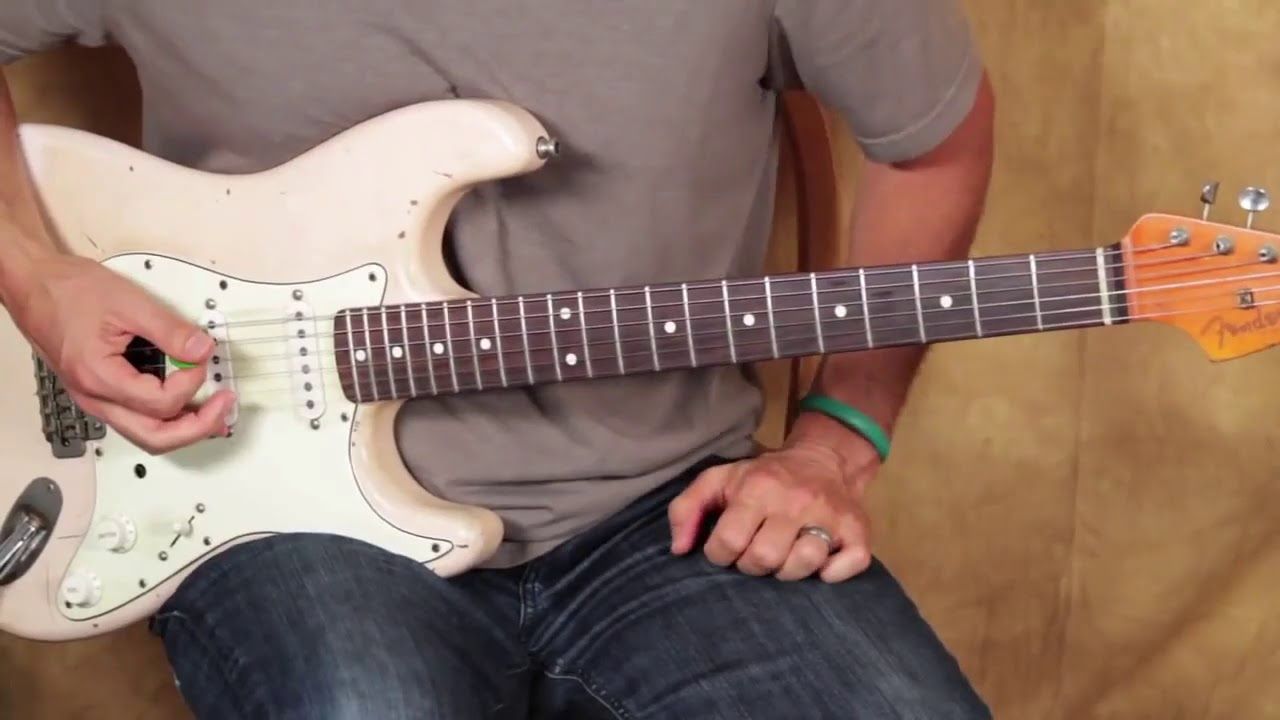 Learn Grunge Chords On The Electric Guitar