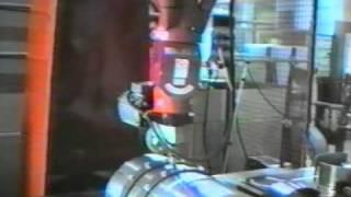 Non-planar friction stir welding