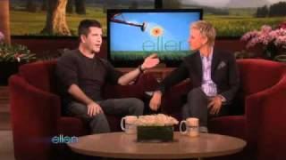 Video Ellen Reveals Simon's Best Backstage 'Idol' Moments MP3, 3GP, MP4, WEBM, AVI, FLV Oktober 2018
