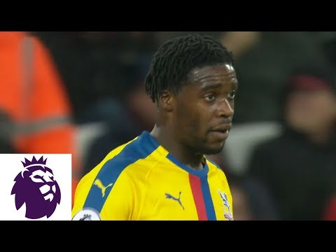 Video: Jeff Schlupp knocks in header for Crystal Palace against West Ham | Premier League | NBC Sports