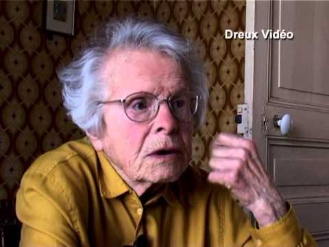 Mémoire de Drouais : Hélène Mary