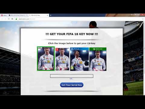 FIFA 18 CD Key Serial Download Xbox ONE PS4 PC Switch