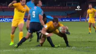 Bulls v Jaguares Rd. 8 Super Rugby Video Highlights 2017