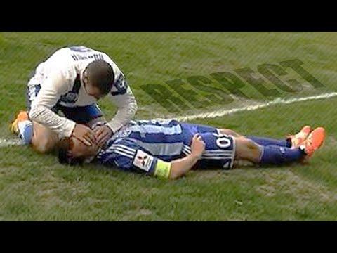 Top 10 Beautiful Moments Of Respect (видео)