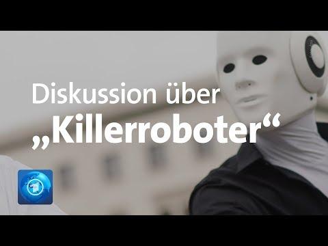 """""""Killerroboter"""": UN-Konferenz zu autonomen Kriegsmaschinen"""