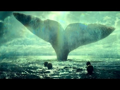 IN THE HEART OF THE SEA Trailer (Moby Dick Movie, Chris Hemworth - 2014)