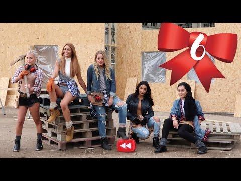 I'm in YOUTUBE REWIND?! Vlogmas Day 6 (видео)