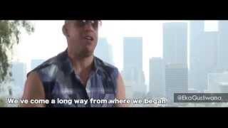 Nonton KEREN SEE YOU AGAIN Paul Walker COVER VIN DIESEL Film Subtitle Indonesia Streaming Movie Download