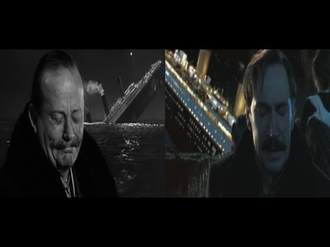 A Night to Remember 1958 vs. Titanic 1997