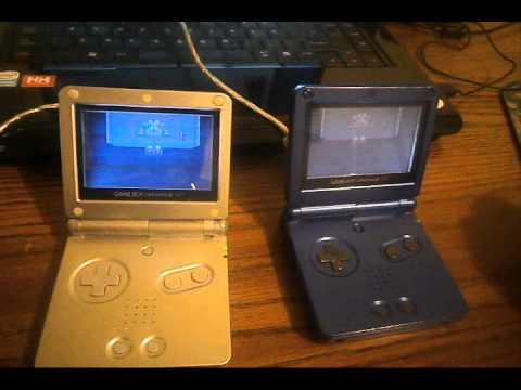 how to trade pokemon from gb to gba