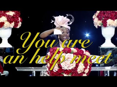 Dr Becky Paul-Enenche - YOU ARE AN HELP MEET