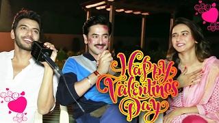 Shivani Surve, Vikram Singh Chauhan & Shashank Vyas Wish Happy Valentine's Day - INTERVIEW