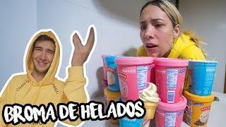 BROMA DE LOS HELADOS A LUISA FERNANDA W *termina mal*