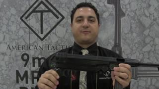 ATI 9mm Semi Auto MP 40 at 2017 SHOT Show