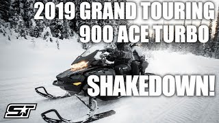 1. Highs and Lows of the 2019 Ski-Doo Grand Touring 900 ACE Turbo
