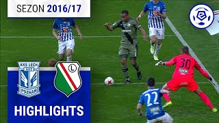 Video Lech Poznań - Legia Warszawa 1:2 [skrót] sezon 2016/17 kolejka 28 MP3, 3GP, MP4, WEBM, AVI, FLV Juni 2018