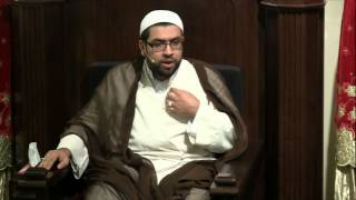 "Nahj Al-Balagha: ""Saying 33: The Concept of Friendship in Islam"" by Shaykh Faiyaz Jaffer"