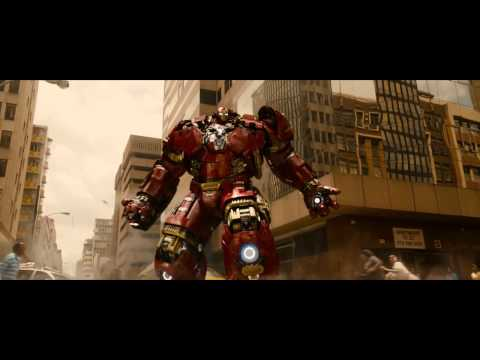 Marvel's Avengers Age of Ultron   Teaser Trailer OFFICIAL