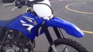 4. 2008 Yamaha TTR230