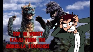 Video Top 10 Worst Kaiju from the Godzilla Franchise MP3, 3GP, MP4, WEBM, AVI, FLV Juni 2019