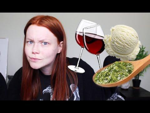 WEIRD FOODS VEGETARIANS CAN'T EAT (видео)