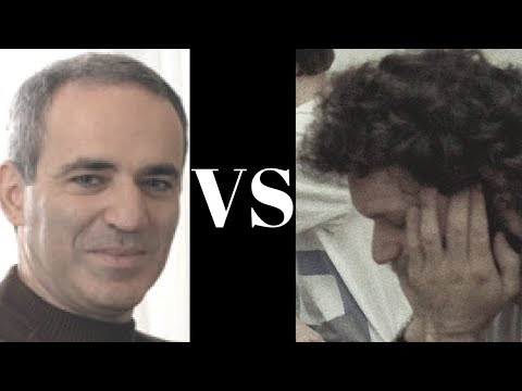Garry Kasparov vs Jonathan Speelman – London 1989 – Dutch Defense (A81) (Chessworld.net)