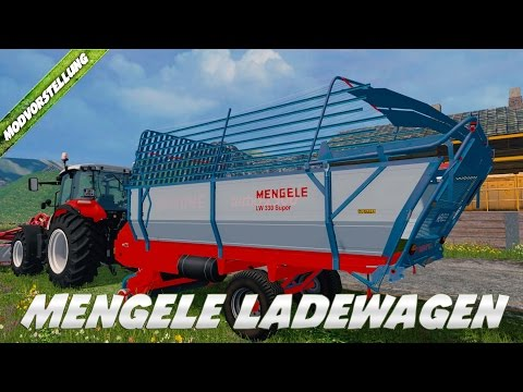 Mengele Wagon v3.0