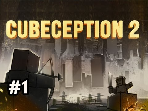 Minecraft: Cubeception 2 w/Nova &amp; SSoH Ep.1 - THE SEQUEL DUN DUN DUNNN Video
