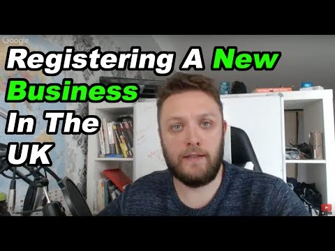How Do I Register My New Start-Up in The UK? Question Time - Manc Entrepreneur - Episode 131