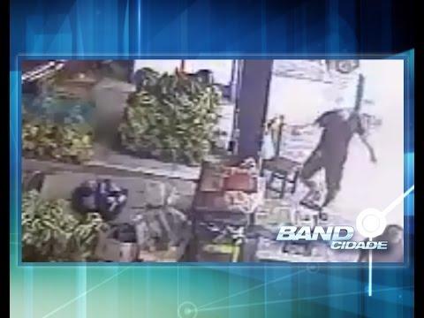 Polícia prende suspeito de assassinar feirante na Feira da Banana
