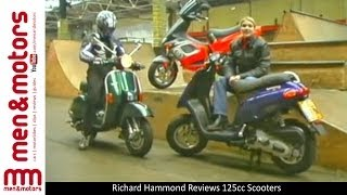 8. Richard Hammond Reviews 125cc Scooters