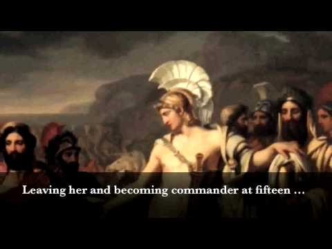 Achilles (HD), Greek Mythology Link – www.maicar.com