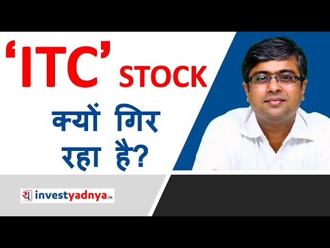 Why ITC Stock is Falling? What should an Investor or Shareholder do?
