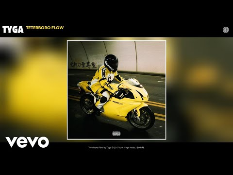 Tyga - Teterboro Flow (Audio)