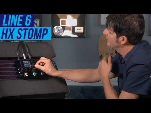 Line 6 HX Stomp Demo