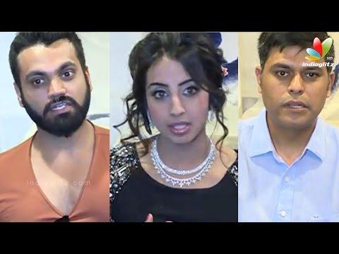 Just-Akasmika-Audio-Launch-Kannada-Movie-Himayath