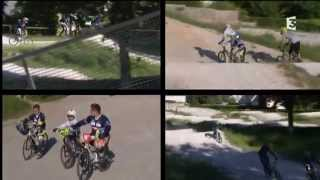 Hennebont France  city photo : Reportage au club de BMX d'Hennebont