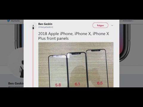 GERÜCHTEKÜCHE BRODELT: Apple plant womöglich drei n ...